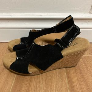 Size 5 Greenwhich Village Wedges